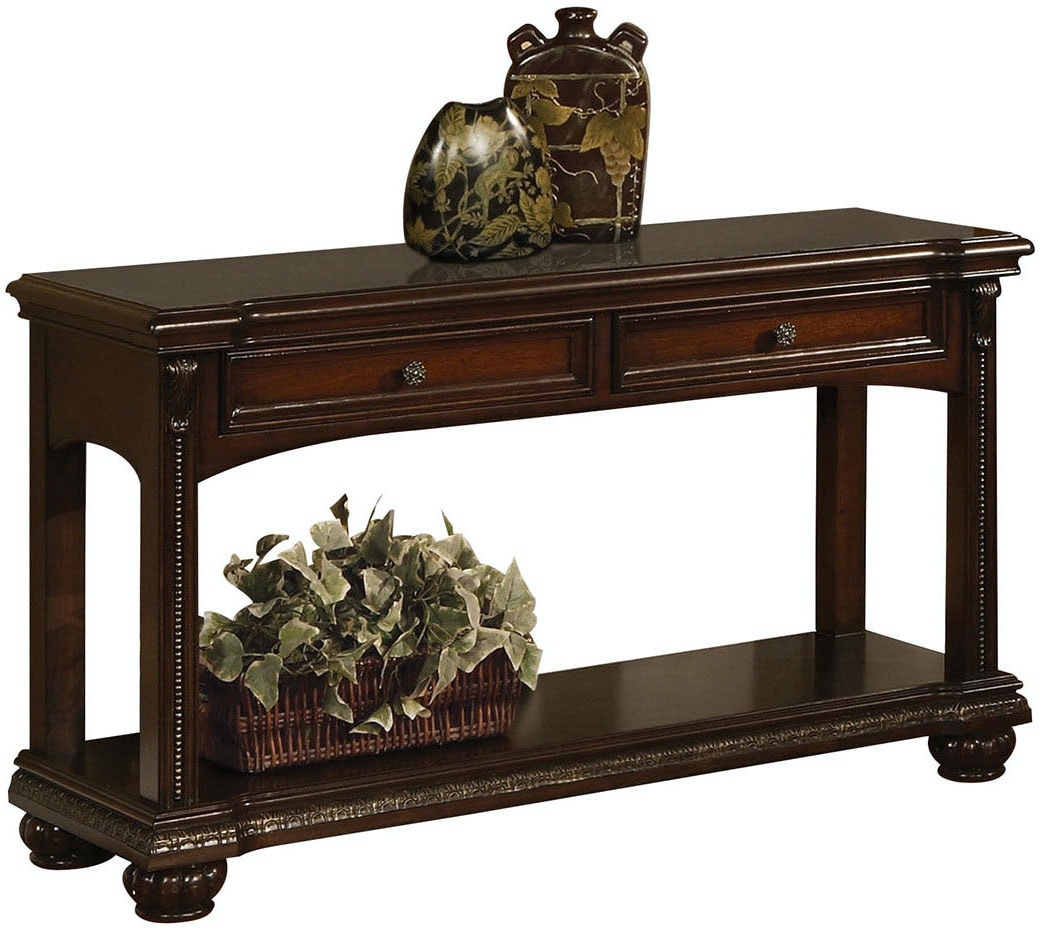 Acme Furniture Living Room Anondale Sofa Table 10324 ...