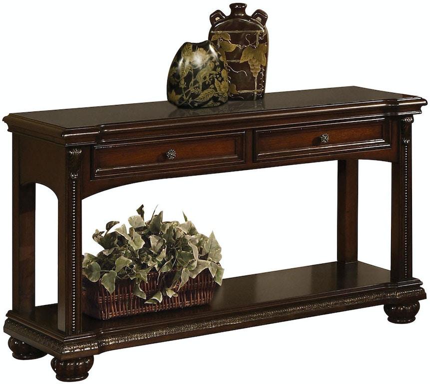 Acme Furniture Living Room Anondale Sofa Table Fulton