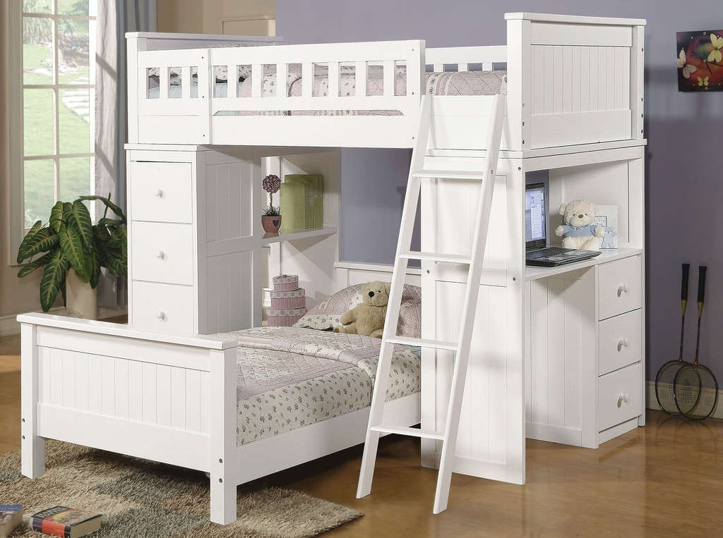 Acme Furniture Youth Loft Bed 10970a