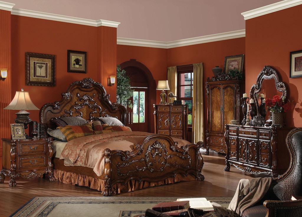 Acme Furniture Bedroom Dresden Nightstand 12143 Atlantic