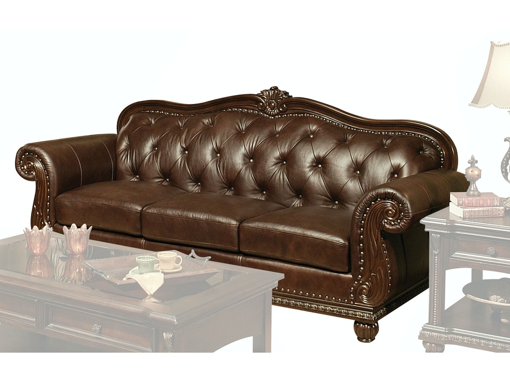 Acme Furniture Living Room Anondale Sofa 15030 Aaron 39 S