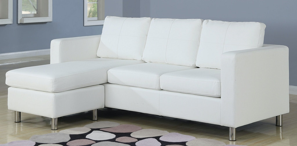 Acme Furniture Living Room Kemen Sectional Sofa 15068 Hi