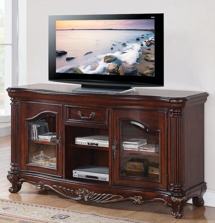 Acme Furniture Home Entertainment Remington TV Stand 20278 at Furniture  Plus Inc.