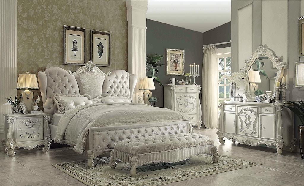 Acme Furniture Bedroom Versailles Dresser 21135 Barron S Home