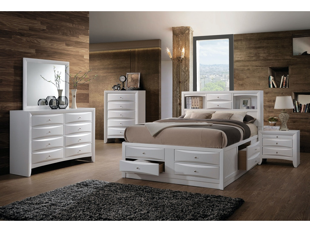 Acme furniture bedroom ireland chest 21707 simply for Furniture ireland