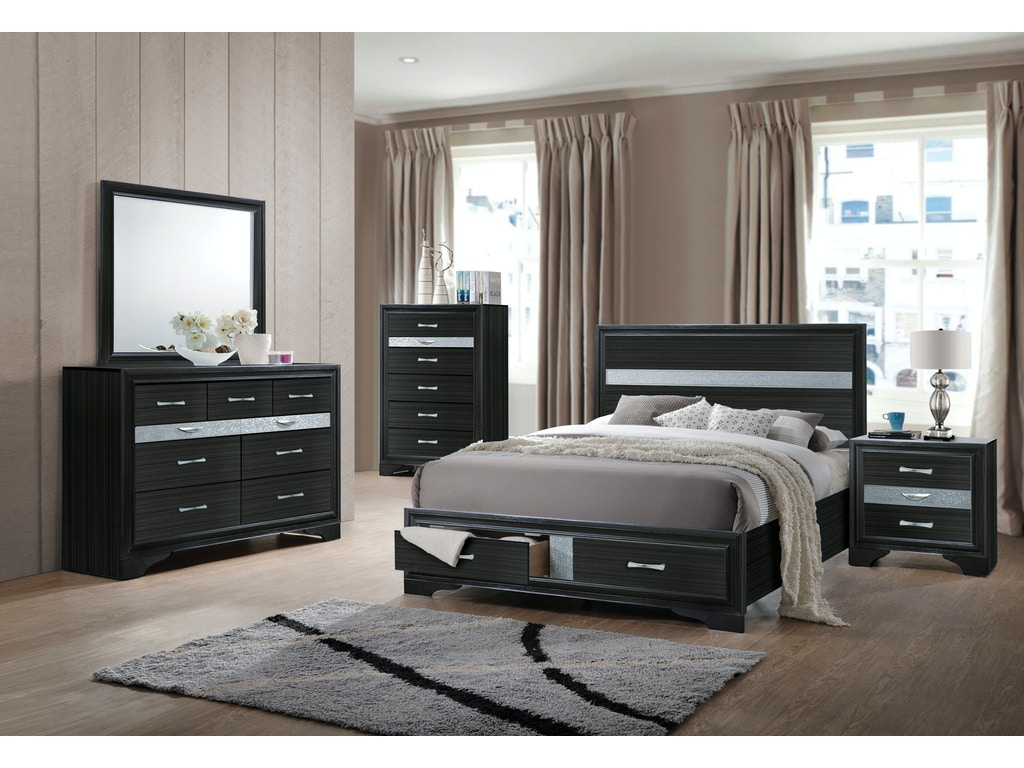 acme furniture bedroom sets. Acme Furniture Naima Dresser 25905 Bedroom  Plus Inc