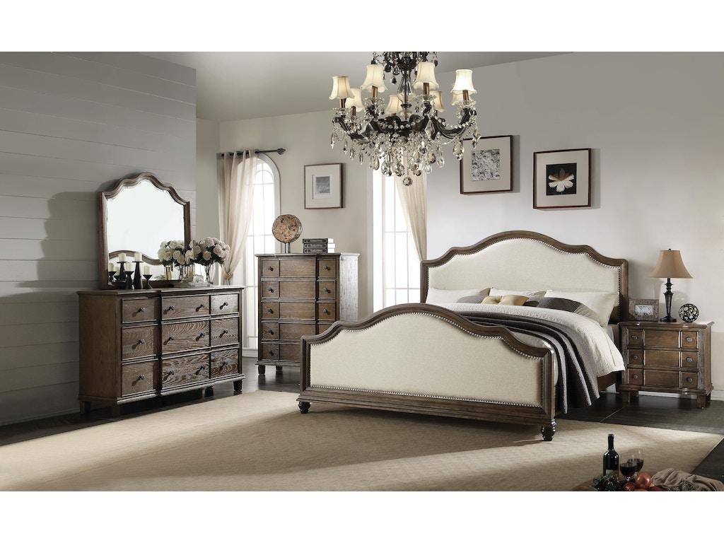 acme furniture bedroom sets. Acme Furniture Baudouin Dresser 26115 Bedroom  Plus Inc