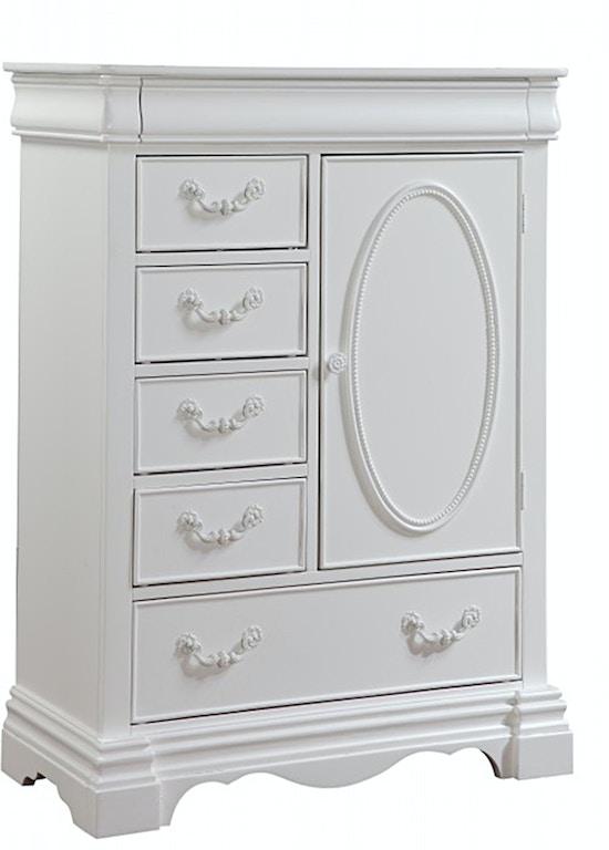Acme Furniture Youth Estrella Chest 30246 Noble