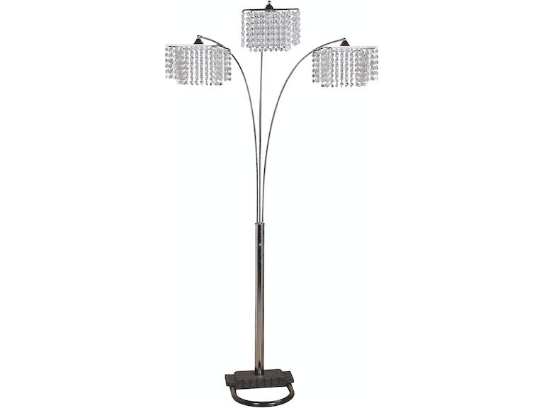 Acme Furniture Lamps And Lighting Chandelier Floor Lamp