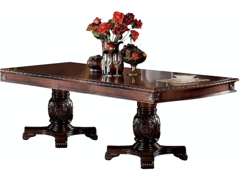 Acme Furniture Dining Room Chateau De Ville Dining Table 04075