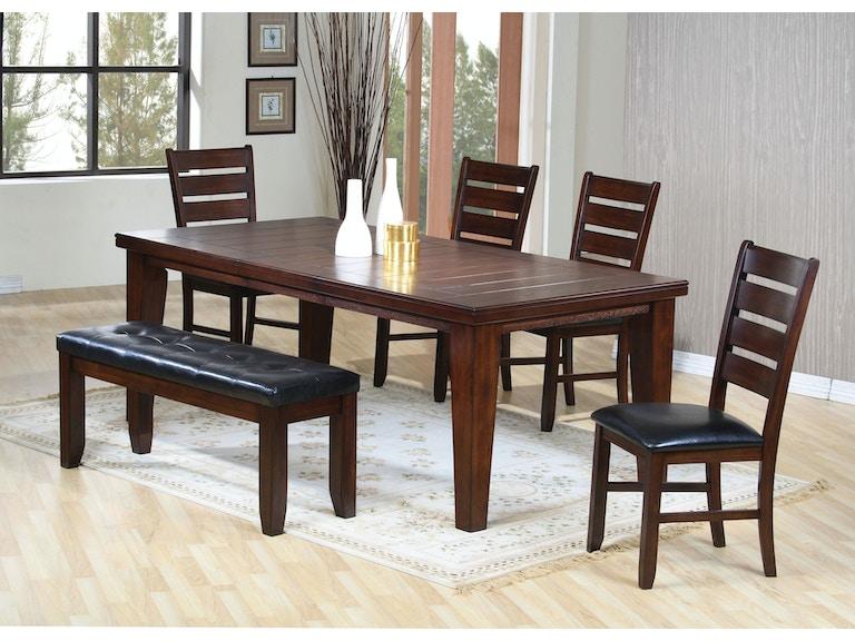 Acme Furniture Dining Room Urbana Dining Table 04620