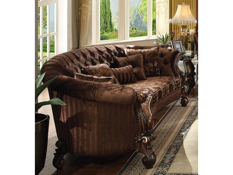 Acme Furniture Living Room Versailles Sofa 52080 The Furniture