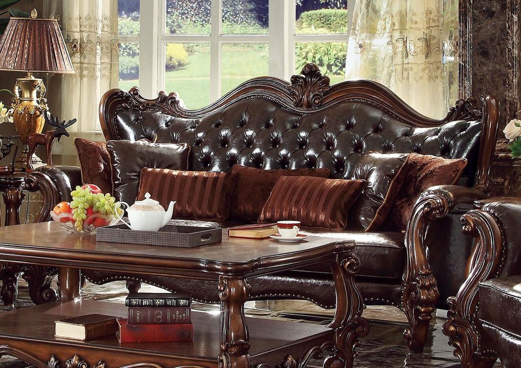 Acme Furniture Living Room Versailles
