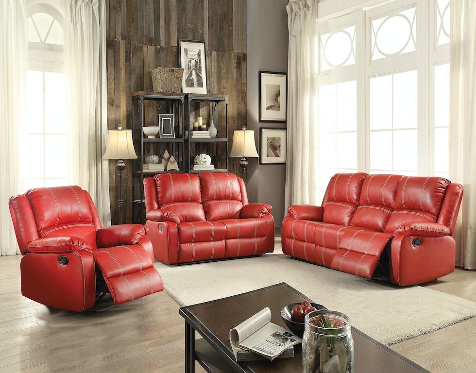 Acme Furniture Living Room Zuriel Rocker Recliner 52152