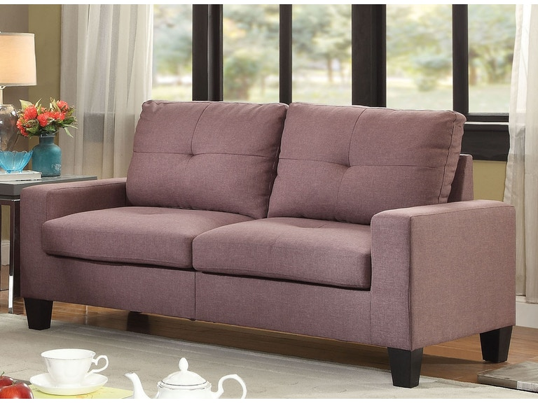 Acme Furniture Platinum Ii Sofa Loveseat 52730