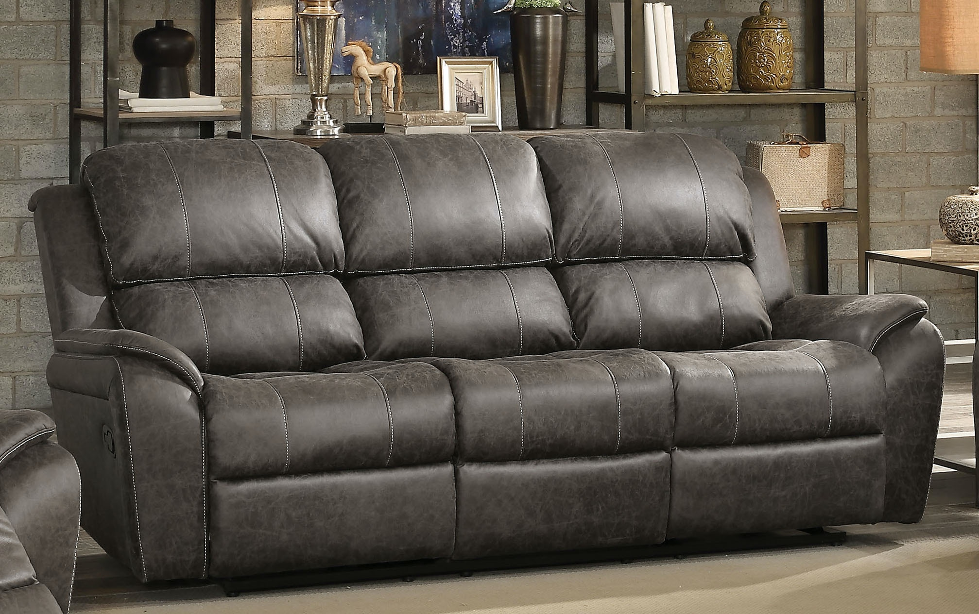 Acme Furniture Barnaby Motion Sofa 52880