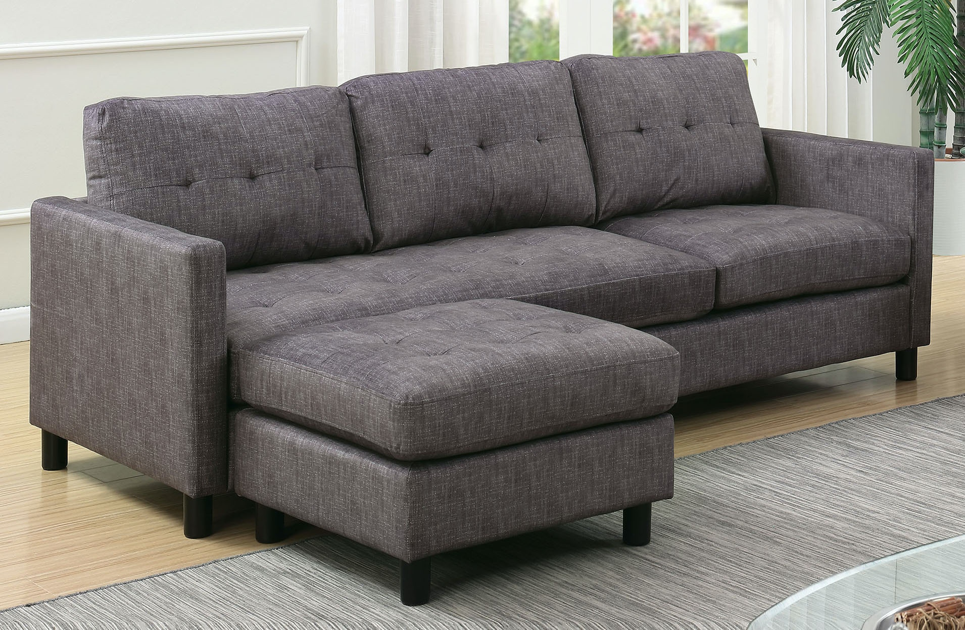 Acme Furniture Ceasar Sofa And Chair Set 53315