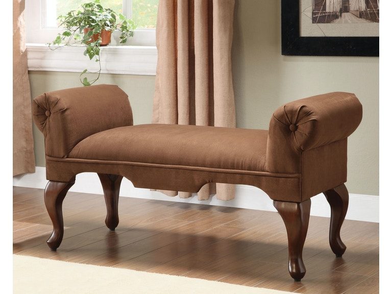 Acme Furniture Living Room Bench With