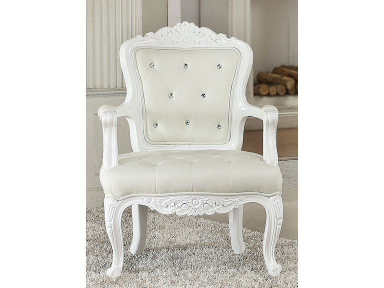Fantastic White Accent Chair Gmtry Best Dining Table And Chair Ideas Images Gmtryco