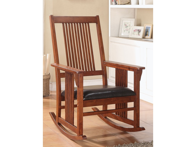 Surprising Tobacco Rocking Chair Gmtry Best Dining Table And Chair Ideas Images Gmtryco