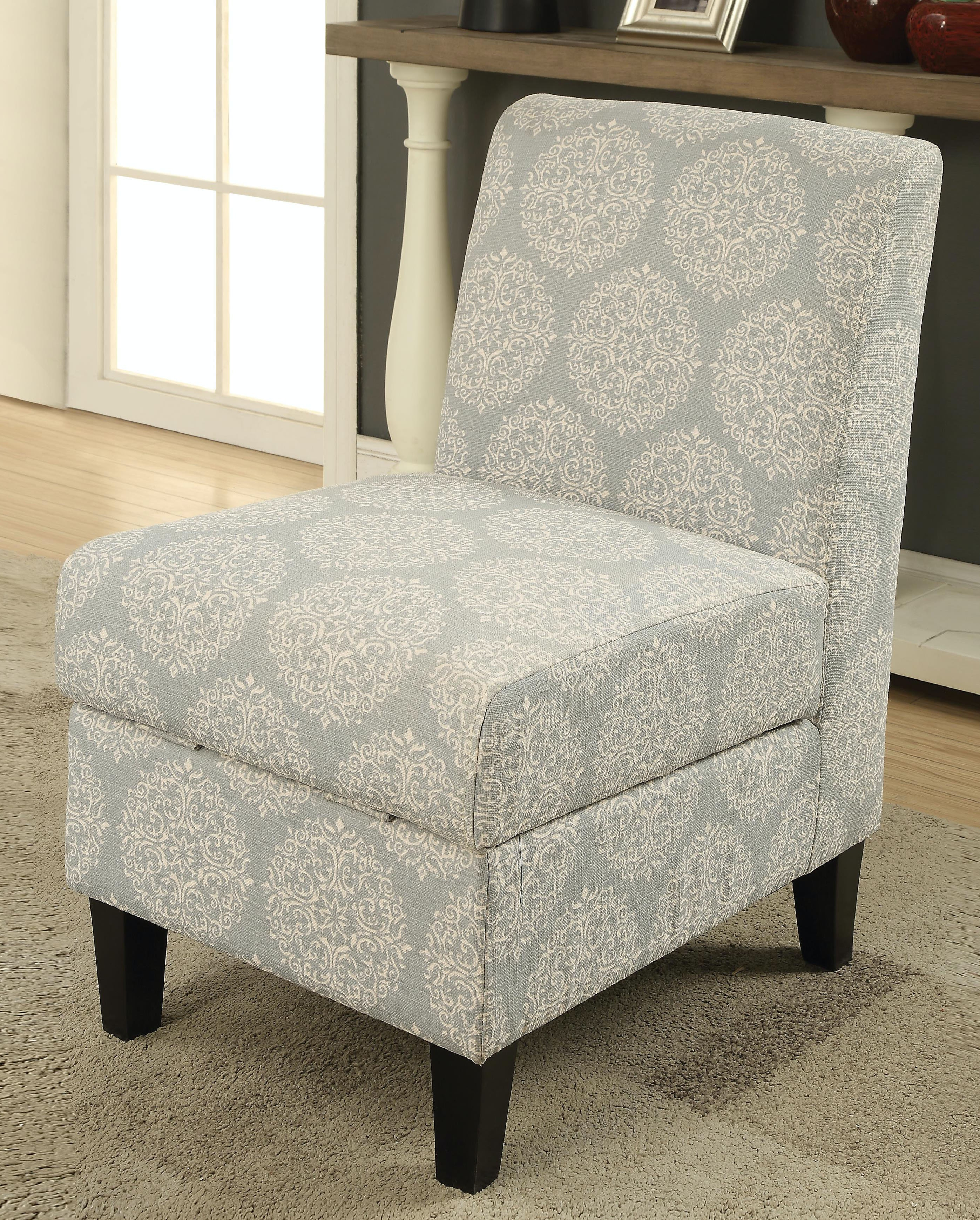 Acme Furniture Living Room Ollano II Accent Chair with