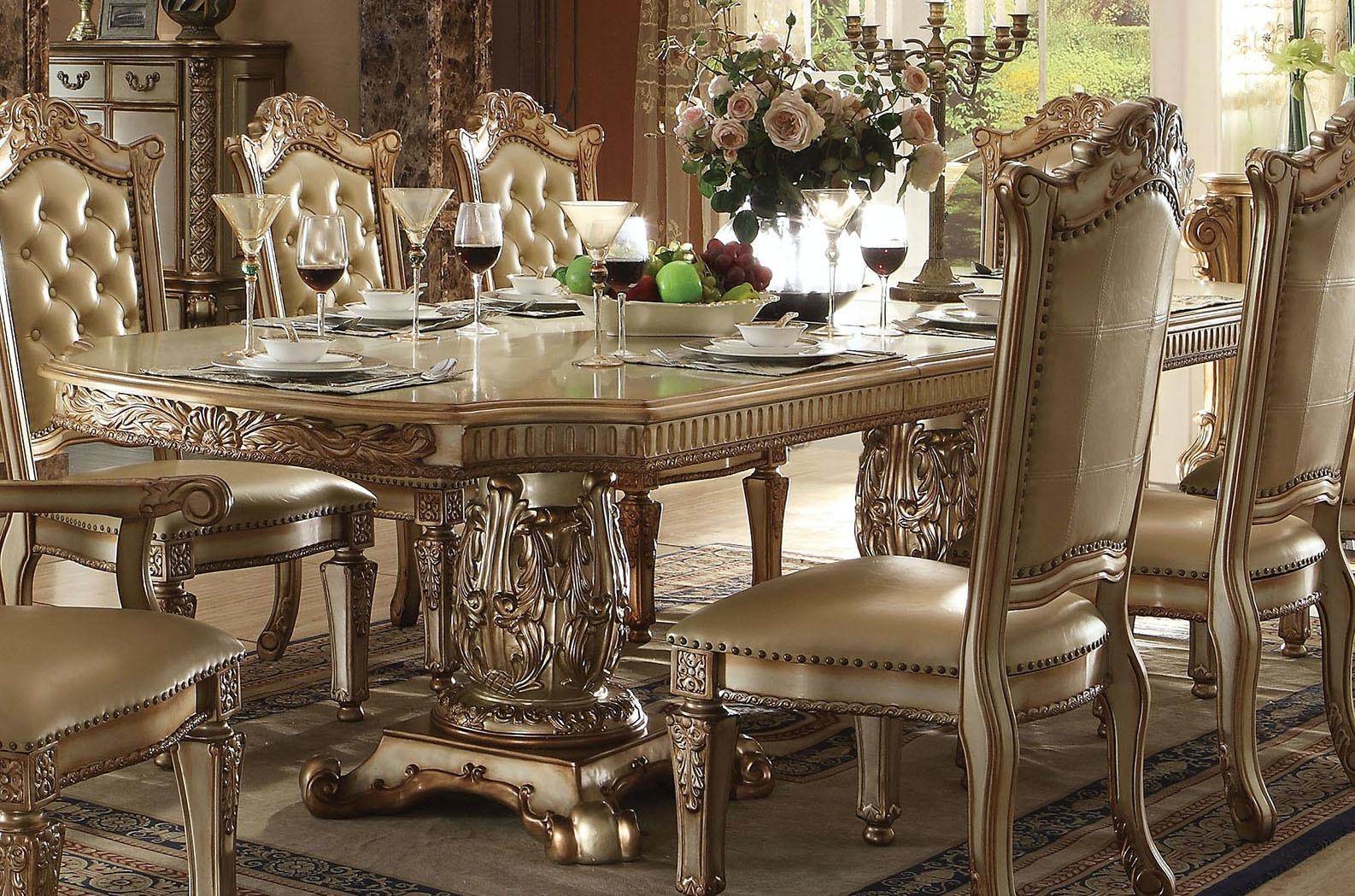 Acme Furniture Vendome Dining Table 63000