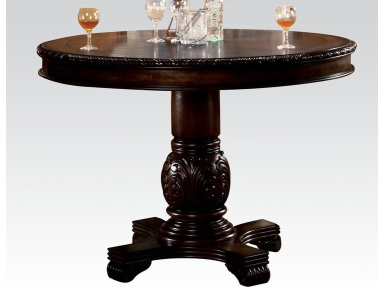 Acme Furniture Dining Room Cau De Ville Counter Height