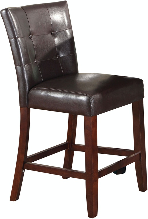 Acme Furniture Bar And Game Room Counter Height Chair Set