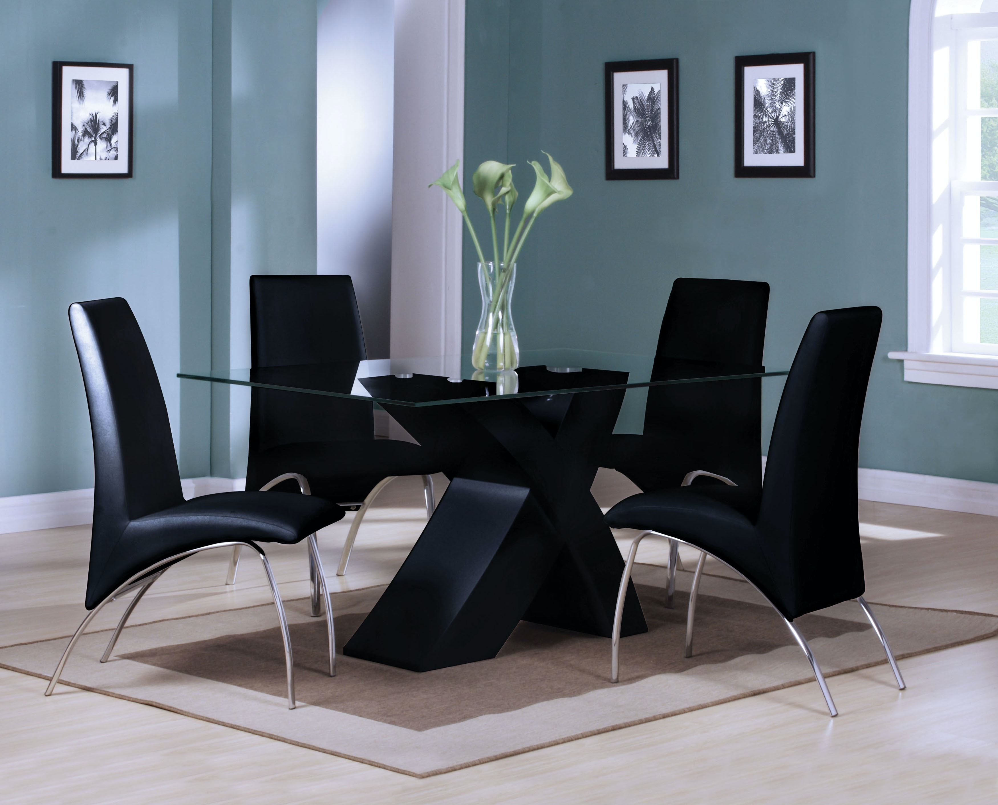 Exceptional Acme Furniture Dining Room Pervis Dining Table 71110   The Furniture Mall    Duluth, Doraville, Kennesaw And The Chamblee, GA