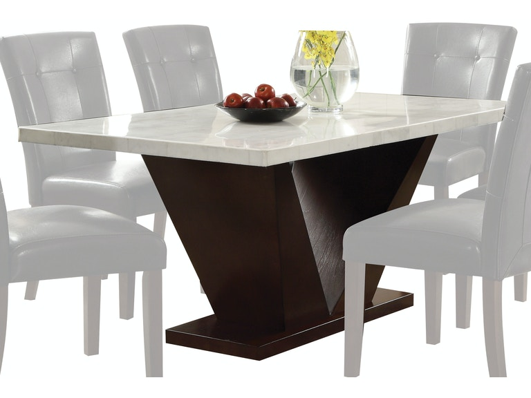 Acme Furniture Dining Room Forbes Dining Table 72120