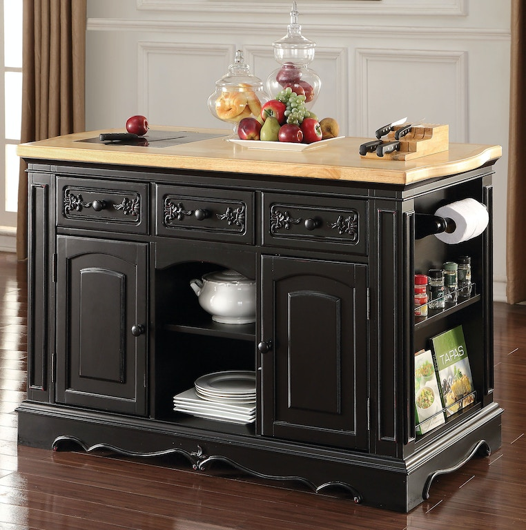 Acme Furniture Kitchen Island 72560 - Simply Discount ...