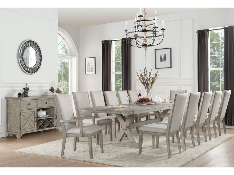 Acme Furniture Rocky Dining Table 72860