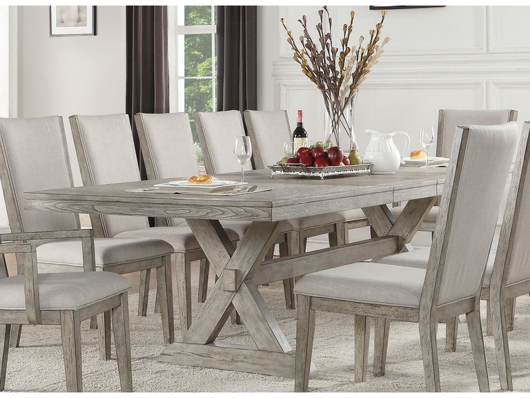 938754a26d6d Acme Furniture Dining Room Rocky Dining Table 72860 - Furniture Plus ...