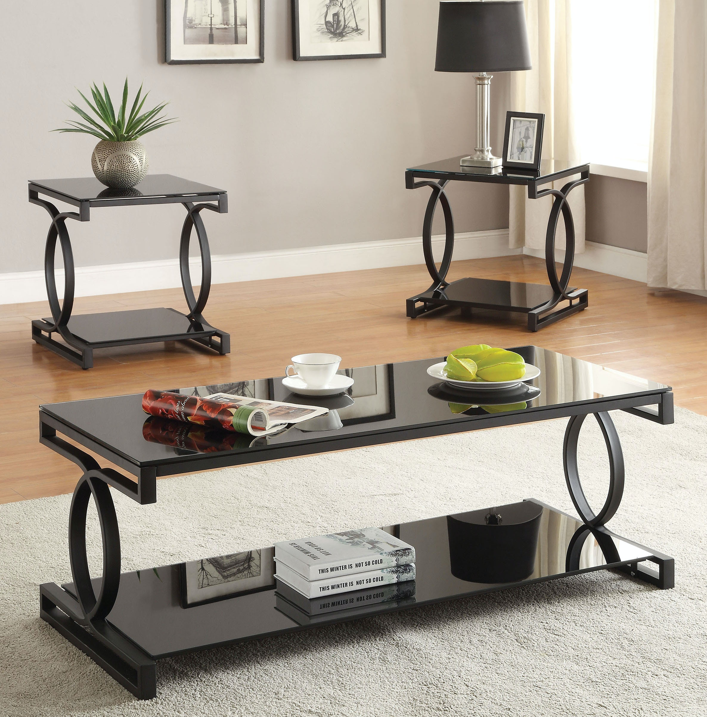 The Acme Furniture Living Room Milo 3 Piece Coffee and End Table Set is available in the Mesa AZ area from Furniture Plus Inc.. Milo 3 Piece Coffee and End ... & Acme Furniture Living Room Milo 3 Piece Coffee and End Table Set ...