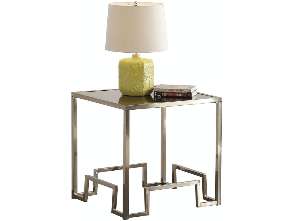Acme Furniture Living Room Damien End Table 81627 - Simply Discount ...