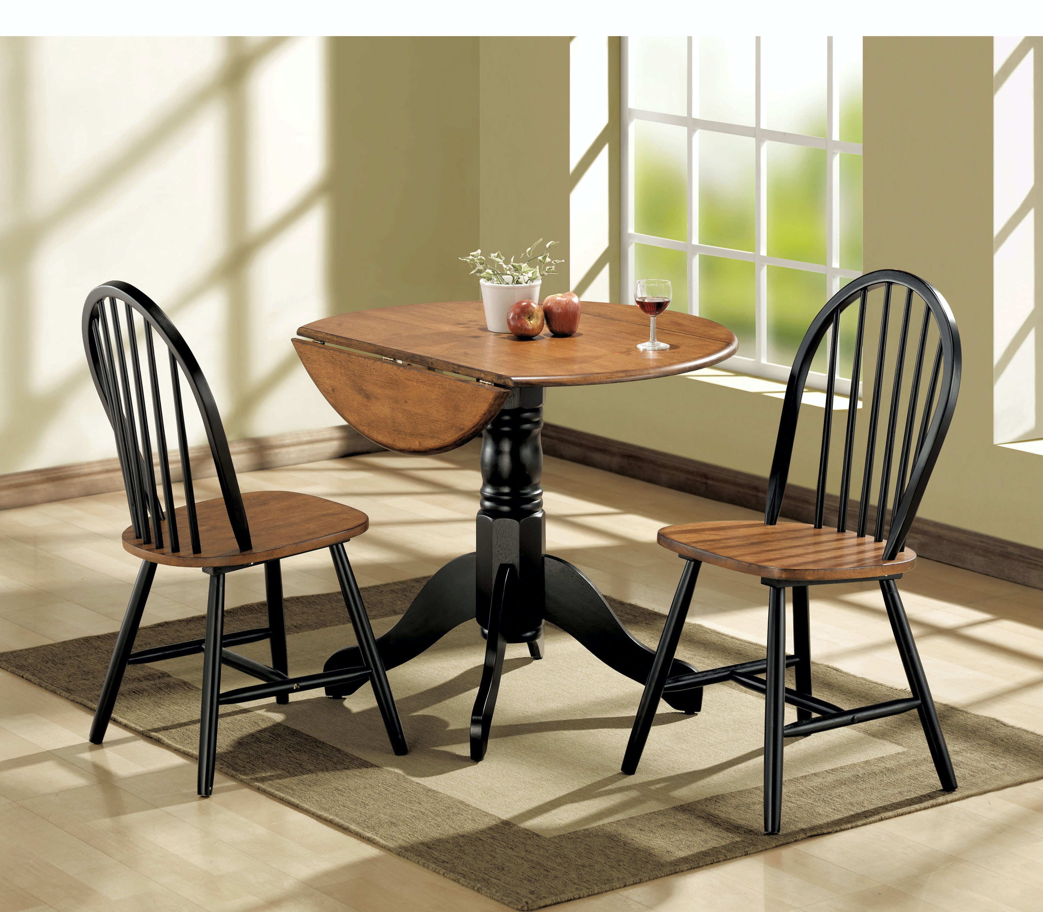 00878. Mason 3 Piece Dining Set