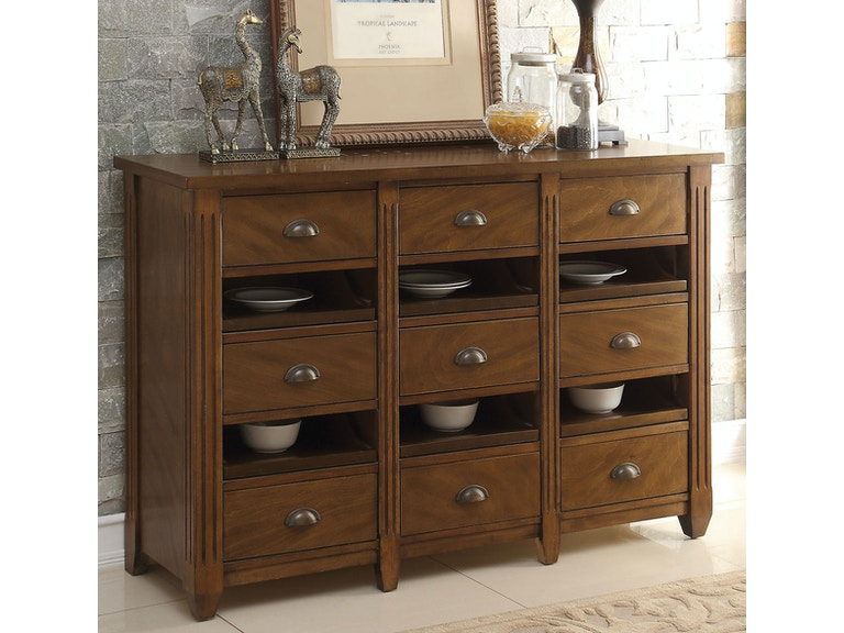 Acme Furniture Dining Room Console Table 90196 At The Mall