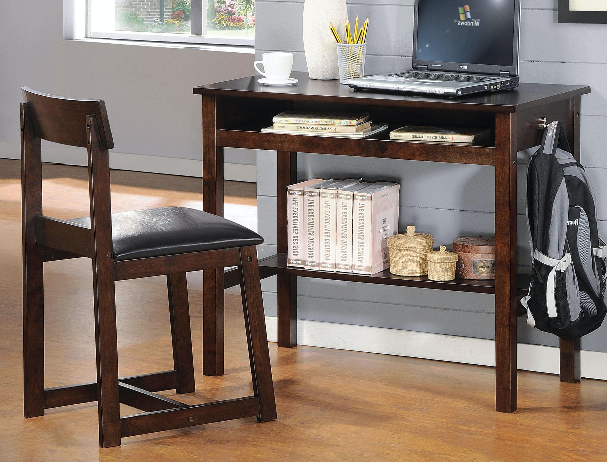 Acme Furniture Home Office Vester 2 Piece Desk U0026 Chair 92044 At Hi Desert  Furniture