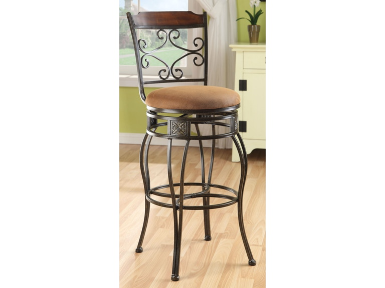Awesome Acme Furniture Bar And Game Room Tavio Bar Chair With Swivel Machost Co Dining Chair Design Ideas Machostcouk