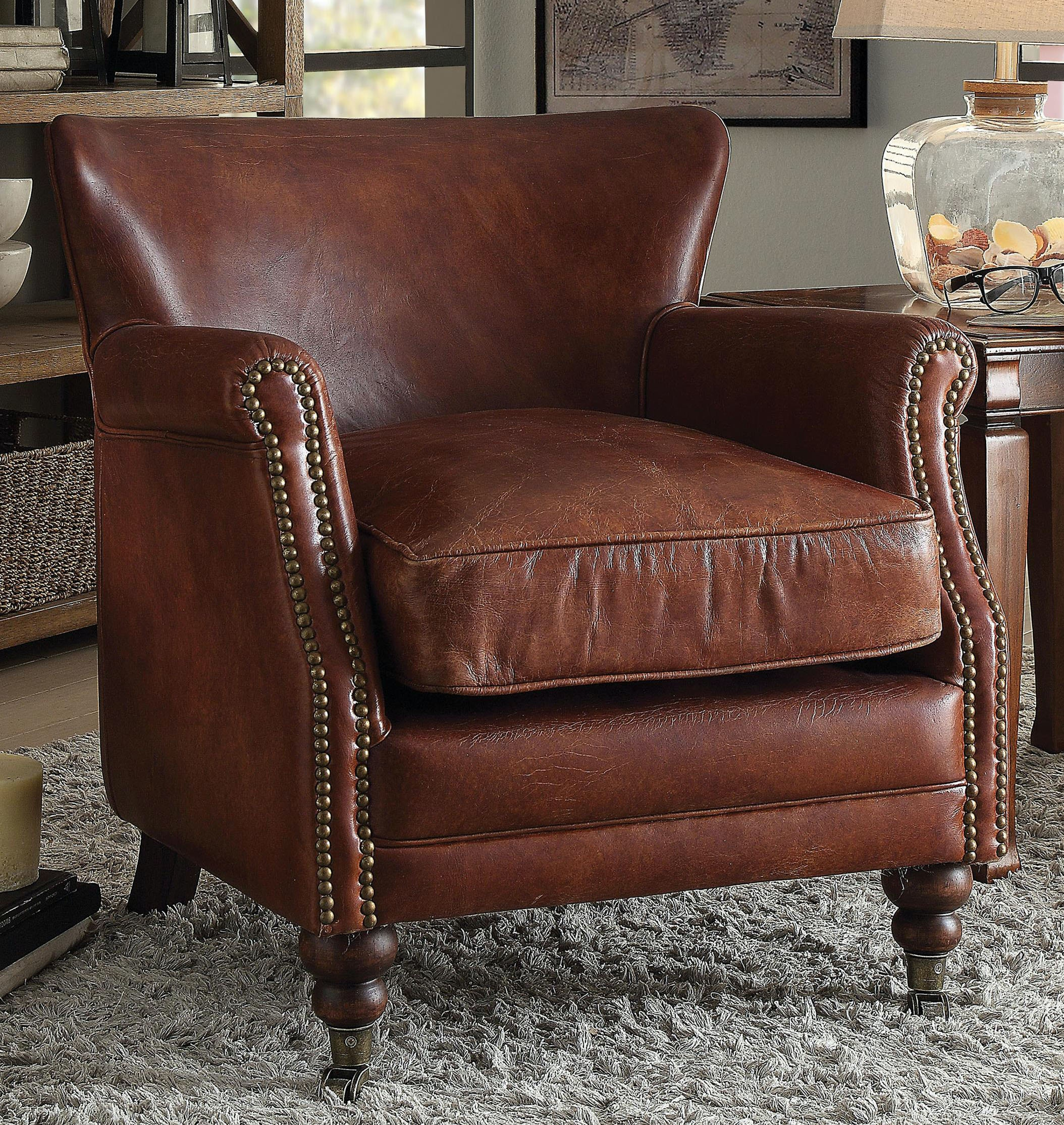 Acme Furniture Leeds Accent Chair 96679