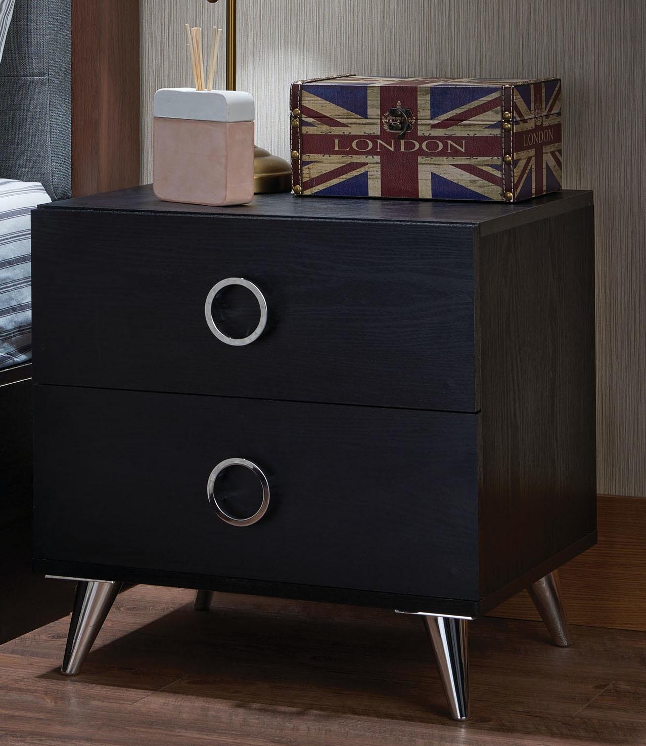 Charmant Acme Furniture Elms Nightstand 97338