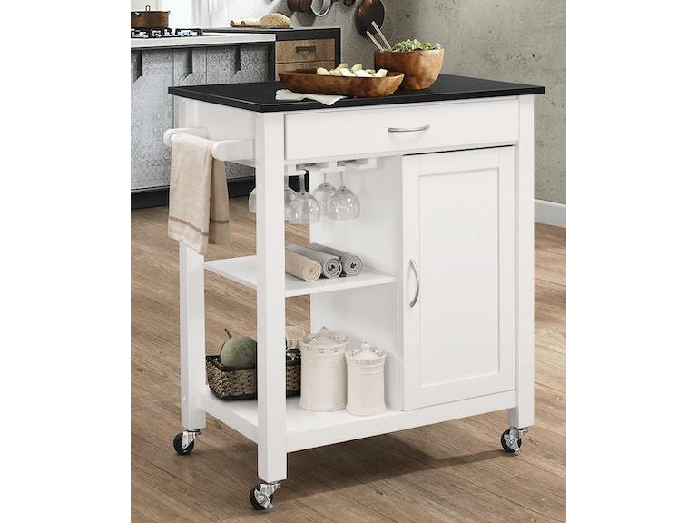 Acme Furniture Ottawa Kitchen Cart 98320 - Furniture Marketplace ...