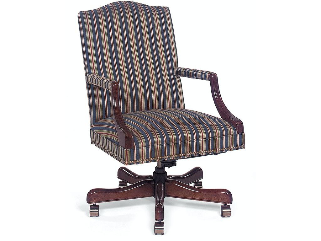 Fairfield chair company home office troy office swivel for Furniture 35