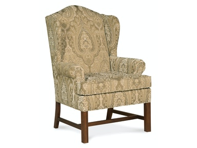 Fairfield Chair Company Wing Chair 1072-01