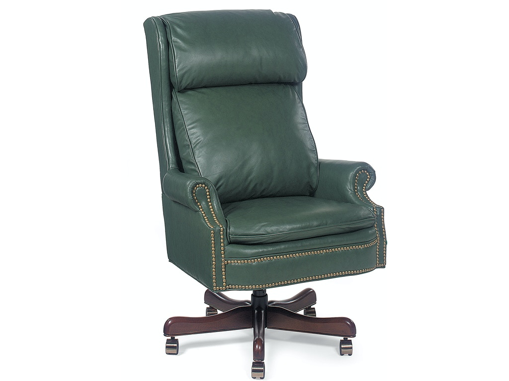 Fairfield chair company home office wendell executive for Furniture 35