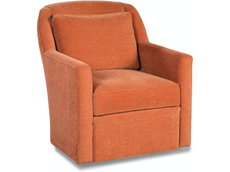 Fairfield Chair Company Living Room Weston Swivel Chair 1121 31
