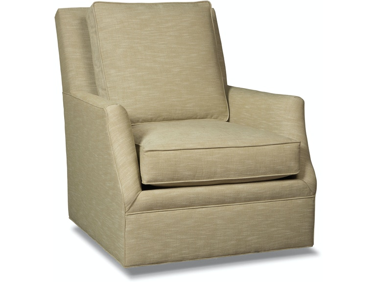 Fairfield Chair Company Living Room Walcott Swivel Chair 1154 31