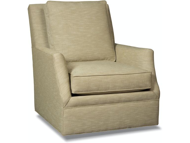 Fairfield Chair Company Living Room Walcott Swivel Chair 1154 31