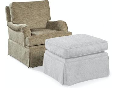 Peachy Fairfield Chair Company Living Room Ottoman 1443 20 Dailytribune Chair Design For Home Dailytribuneorg