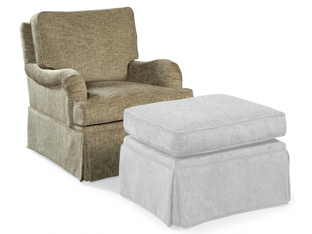 Fairfield chair company living room swivel glider q144532b for Q furniture beaumont